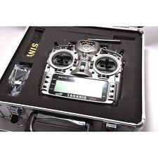 FrSky Taranis X9D Plus 2.4G Telemetry Radio Transmitter w/Aluminum Case OPEN BOX