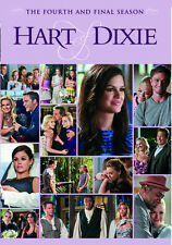 Hart Of Dixie: The Fourth & Final Season - 3 DISC SET (2015, DVD New)