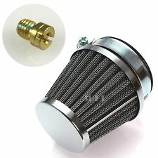 Motorcycle 42mm HONDA KYMCO SYM GY6 125-200 Racing Power Filter + Jet Kit