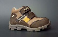 Brand New $55 ELEFANTEN Toddler Boys Shoes Boots LEATHER Size 4,5 USA/21 EURO