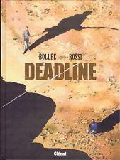 BD GLENAT--EO--DEADLINE--BOLLEE/ROSSI