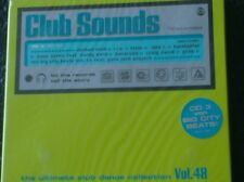 CLUB SOUNDS VOL. 48 - THE ULTIMATE CLUB DANCE COLLECTION (2 CD - 2009) Novaspace