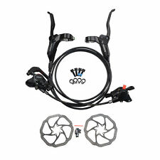 Shimano BR-BL-M315 Pre-Filled Bicycle Hydraulic Disc Brake Set 160mm HS1 Rotors