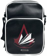 Assassin's Creed Logo Shoulder bag black