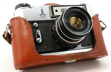 1980! OLYMPIC FED-5B 5 Russian Rangefinder Camera Industar-61 L/D 2.8/50 Lens