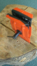 Chainsaw Stump Vise Loggers Chainsaw Chain Sharpening Stump Vise, Bar holder