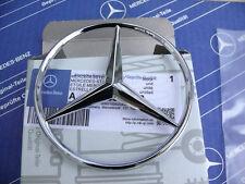 Original Mercedes Heckdeckel-Stern W201 190E, 190E 2.3-16, 190E 2.5-16 NOS!
