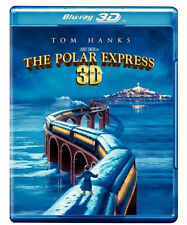 The Polar Express 3D (Blu-ray, 2009, 2-Disc Set, Blu-ray And DVD)
