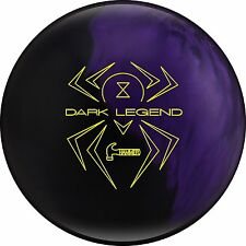 14lb Hammer DARK LEGEND Hybrid Reactive Bowling Ball BLACK/PURPLE PEARL