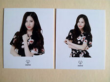 SNSD Girls' Generation Coex POLAROID CARD SM OFFICIAL GOODS  - Seohyun (2pcs)