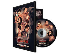 Official ROH Ring of Honor - Conquest Tour 2016 West Warwick 30/04/16 Event DVD