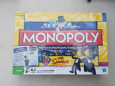 The Simpsons Edition MONOPOLY Electronic Banking Reader Parker Brothers NIB.