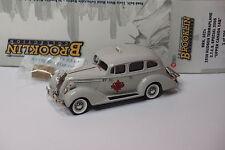 BROOKLIN BRK 102X 1936 HUDSON TERRAPLANE CTCS SPECIAL 2005 UPPER CANADA CAB 1/43
