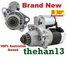 Starter Motor For Nissan Xtrail  T30 T31  2.5L Auto Engine