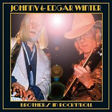 Johnny Winter & Edga - Brothers In Rock & Roll [New CD] UK - Import