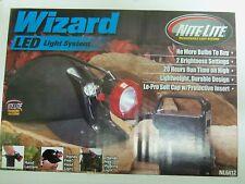 Nite Lite Wizard LED Light Package  Raccoon Hunting NL6412