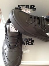 VANS CUSTODIA X STAR WARS OG HALF CAB LX DARTH VADER UK 6.5 US 7.5