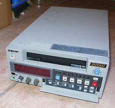 MAGNETOSCOPE SONY  DV/DV CAM DSR20 P POUR PIECES