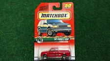 Matchbox Rough & Tough 97 1997 Ford F-150 Red 1:64 Diecast Metal #50 1998