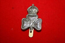 BRITISH ARMY METAL CAP BADGE IRISH YOUNG CITIZEN VOLUNTEERS COPY ?