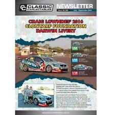 Classic Carlectables 1/64 Craig Lowndes 2016 Clontarf Foundation Darwin Livery