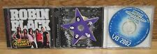 ROBIN BLACK & THE INTERGALACTIC ROCK STARS 3 CD LOT CANADIAN GLAM HAIR METAL