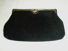 Vintage Josef Handbag Clutch Hand Beaded Made in France