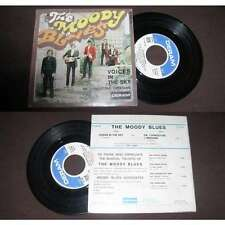THE MOODY BLUES - Voices In The Sky French PS Psych Prog 68