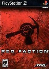 Red Fraction (Sony PlayStation 2, 2002)   Rated M for Mature, Greatest Hits