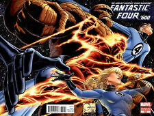 FANTASTIC FOUR #600 NM JOE QUESADA 1:50 VARIANT COVER