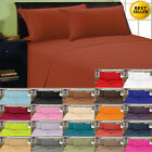 1800 Thread Count 4 Piece Bed Sheet Set All Sizes FREE SHIPPING!!!