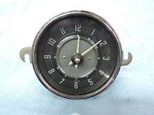 VW Karmann Ghia VDO Clock 6V 6/64