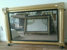 Early 19th Century over mantel mirror