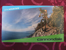 Brand New ~ CANNONDALE 2014 pieghevole ~ Mountain Bike 29r Lefty Trail catalogo