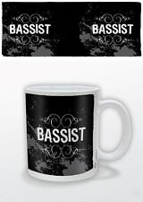 BASSIST BAND MEMBER MUG NEW 100 % OFFICIAL MERCHANDISE