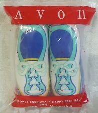 Vintage Avon Collectible Happy Feet Sachet Shoes Odor Eliminator Gym Gear Smelly
