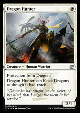 MTG DRAGON HUNTER FOIL - CACCIATORE DI DRAGHI - DTK - MAGIC