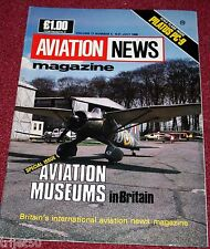 Aviation News 17.4 Pilatus PC9,British Air Museums.Otter,Salis.RAF 121 Squadron