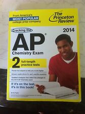 Cracking the AP Chemistry Exam, 2014 Edition by Princeton Review (2013,...