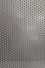 "20 GA. 1/16"" HOLES 304 STAINLESS STEEL PERFORATED SHEET  14"" x 23"""