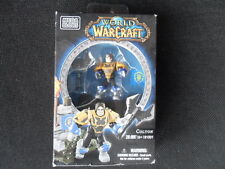 World of warcraft/Mega Bloks Figur Colton 28 Teile ovp/Div.