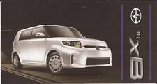2012 12 Scion XB Original Sales brochure
