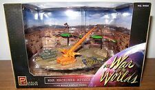 Pegasus '53 War of the Worlds War Machines Attack factory built model 1/144