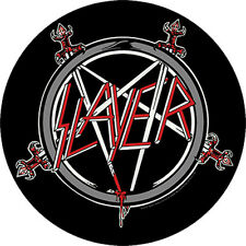 SLAYER - Rückenaufnäher Backpatch Show no mercy 28x28cm
