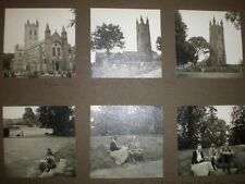 Old photos Widecombe-in-the-moor c1954