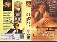 The Prince of Tides, Barbra Streisand Video Promo Sample Sleeve/Cover #9737