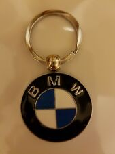 Metal Car doubles side Logo  keychain  pendant for BMW ( Popular Keyring )