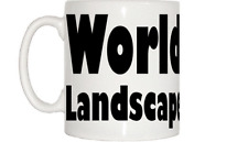 World's Best Landscape Architect Mug