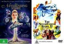 The Never Ending NeverEnding Story 1 + 2 New DVD R4