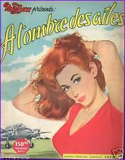 ▬► 1955 Nous Deux Collection Mon Amour  Roman Photo A L'OMBRE DES AILES